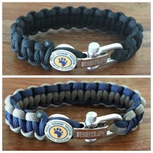 wildlife poisoning prevention survival bracelet