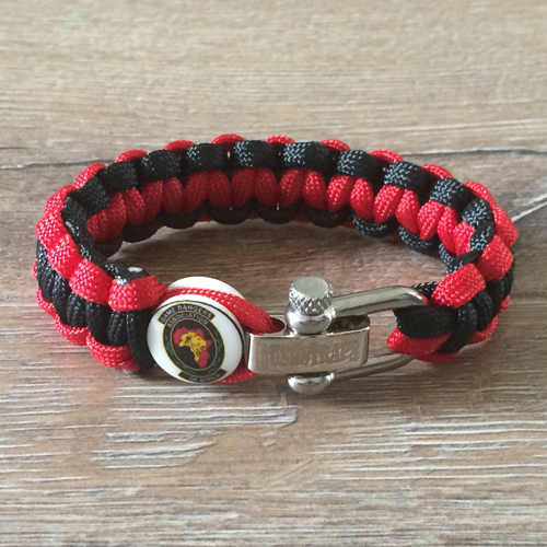 game rangers paracord bracelet