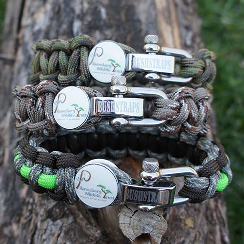 custom paracord survival bracelet