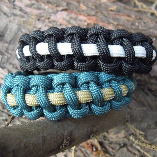 option 3 survival bracelet